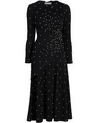 Prabal Gurung - Lugu Long Sleeve Sash Dress - Lyst