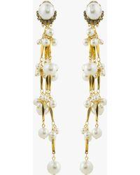 Erickson Beamon - Pretty Woman Earrings - Lyst