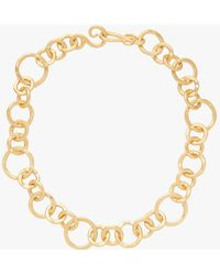Stephanie Kantis - Coronation Large Chain Necklace - Lyst