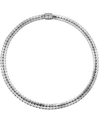 John Hardy - Modern Chain Necklace - Lyst