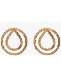 Stephanie Kantis - Paris Double Earrings - Lyst