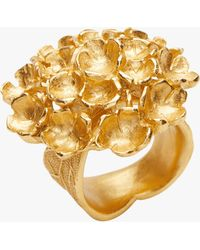 Stephanie Kantis - Bouquet Ring - Lyst