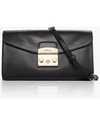 Furla - Metropolis Pochette Crossbody Bag - Lyst