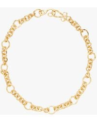 Stephanie Kantis - Coronation Small Chain Necklace - Lyst