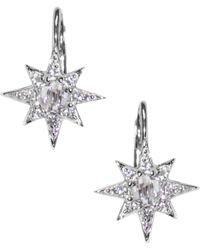 Anzie | Aztec Starburst Drop Earrings | Lyst