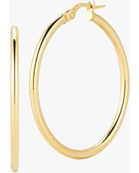 Roberto Coin - Hoop Earrings - Lyst