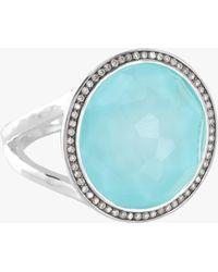 Ippolita - Lollipop Turquoise Ring - Lyst