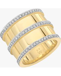 Emily P. Wheeler - Double Cigar Ring - Lyst