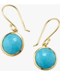Ippolita - Lollipop Turquoise Drop Earrings - Lyst