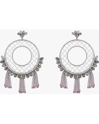 Deepa Gurnani - Gracelyn Earrings - Lyst