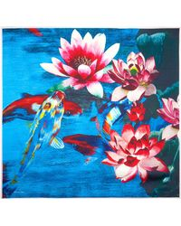 Johnny Was - Water Lily Scarf - Lyst