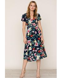 Yumi Kim - Spin Me Around Silk Dress - Lyst