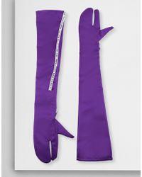 MM6 by Maison Martin Margiela - Tabi Sleeve Gloves - Lyst
