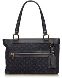 Louis Vuitton - Monogram Mini Lin Lucille Pm Tst Bag - Lyst