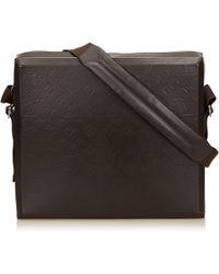 Louis Vuitton - Monogram Glace Steve - Lyst
