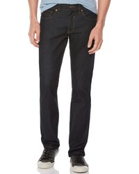 Original Penguin - P55 Indie Raw Straight 5 Pocket Denim - Lyst