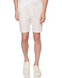 Original Penguin - P55 Plaid Short - Lyst