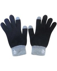 Original Penguin - Glacier Smart Glove - Lyst