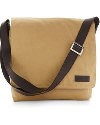 Original Penguin - Pin On Messenger Bag - Lyst