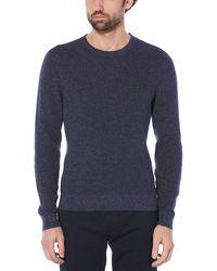 Original Penguin - Marl Cotton Sweater - Lyst