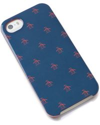 Original Penguin - All Over Penguin Case - Lyst