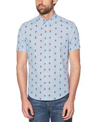 Original Penguin - Grillin Chambray Shirt - Lyst