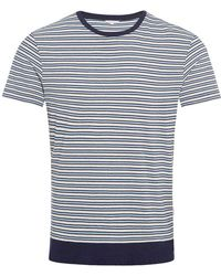 Orlebar Brown - Sammy Riviera/cloud/azure Classic-fit T-shirt - Lyst