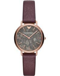 Suov705 Mit Silikon Swatch Quarz Damen Analog Lila Lyst Armband In Uhr qVzpSMU