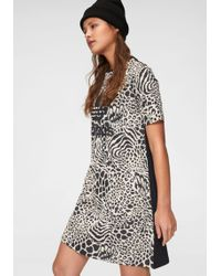 a81c7e0b65b58b adidas Originals - Jerseykleid »TEE DRESS ALLOVER PRINT« - Lyst
