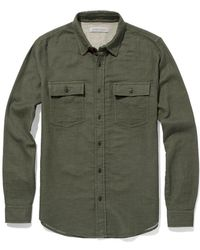 Outerknown - Seafarer Shirt - Lyst