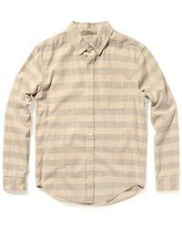 Outerknown - Essential Shirt - Lyst