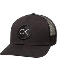 Outerknown - Ok Patch Trucker - Lyst