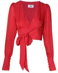 LPA | Top 434 Candy Red | Lyst