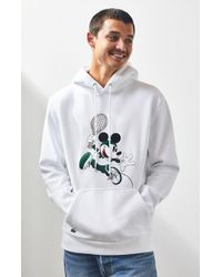Lacoste - Mickey Mouse Pullover Hoodie - Lyst