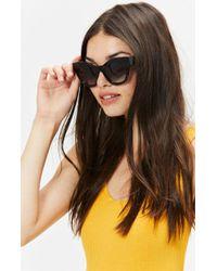 8595950fb2 Wonderland - Black Zzyzx Sunglasses - Lyst