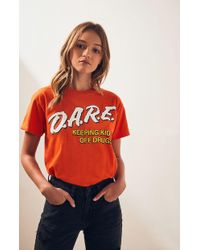 Changes - Dare Keep Kids Off Drugs T-shirt - Lyst