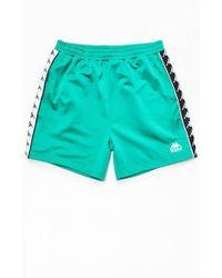 e3413750b8 Kappa Logo Shorts in Blue for Men - Lyst