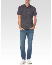 PAIGE - Becker Shirt - Lyst