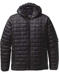 Patagonia - Nano Puff Hoody Jacket – Mens - Lyst