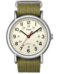 Timex - Weekender Slip Thru Casual Watch - Lyst