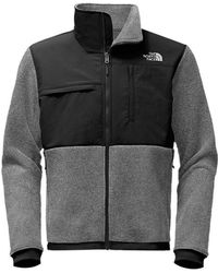 bcec26dcc66b Lyst - The North Face Red Label Denali Full Zip Jacket in Red for Men