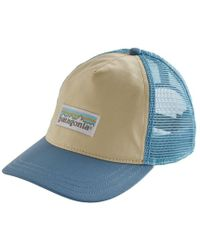 Lyst - Patagonia Board Short Label Tradesmith Cap in Green for Men 7043a5992af