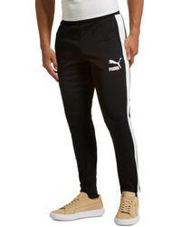 76f8e13b5793 Lyst - Puma T7 Vintage Track Pants in Black for Men