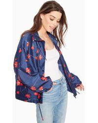 Parker - Hollis Floral Jacket - Lyst