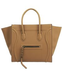 Céline - Medium Phantom Luggage Blonde - Lyst