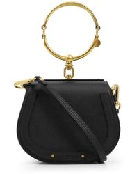 Chloé - Nile Small Bag Black - Lyst
