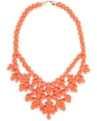 EK Thongprasert - Silicone Single Layer Neckpiece Salmon - Lyst