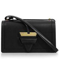 Loewe - Barcelona Bag Black - Lyst