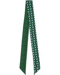 Fendi - Stripy Wrappy Green - Lyst
