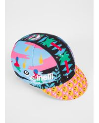 Paul Smith - + Cinelli 'magic Eight Monster' Cycling Cap - Lyst
